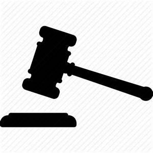 Court, gavel, hammer, judge, justice, law, lawsuit icon ...