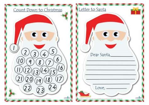 ultimate christmas printable activity pack learning