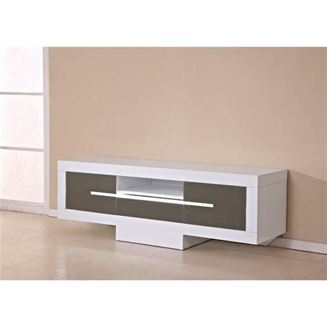 meuble bas tv couleur taupe
