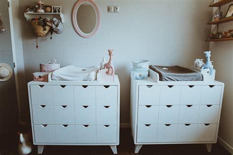 chambre de bébé jumeaux deco chambre bebe jumeaux raliss com