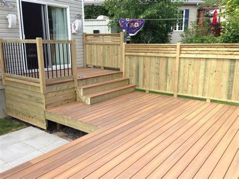 nivrem patio bois traite brun diverses id 233 es de