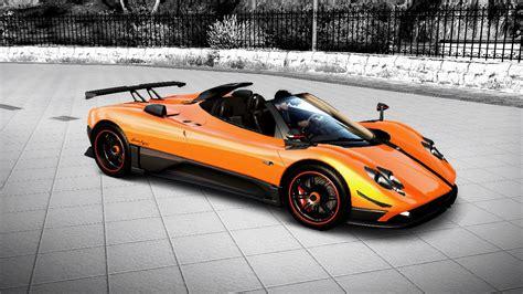 Pagani Zonda Cinque Roadster By Ktolonguc On Deviantart