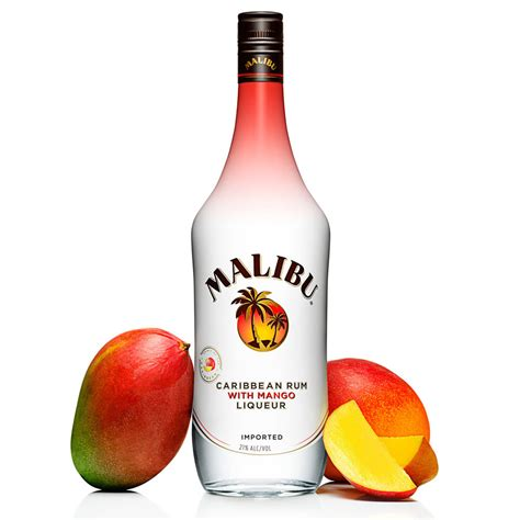 gift wrapping wine bottles malibu mango rum 750ml crown wine spirits