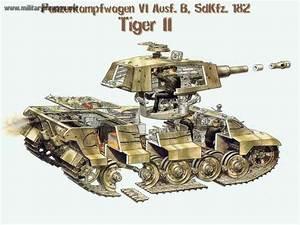 Panzerkampfwagen Vi K U00f6nigstiger