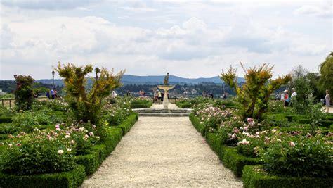 Exploring Italy's Giardino Di Boboli  Garden Collage