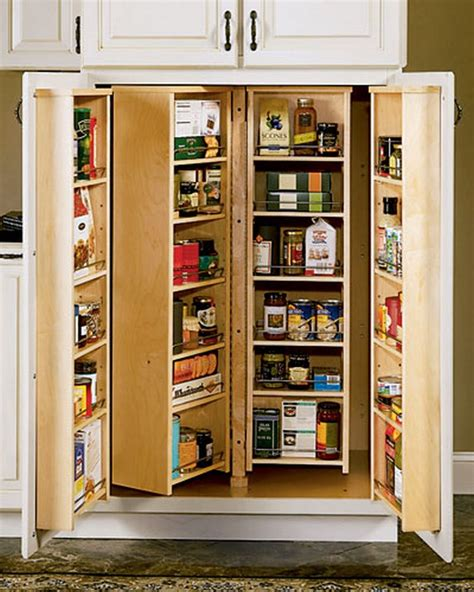Pantry Storage Ideas by Pantry Cabinet Ideas The Owner Builder Network