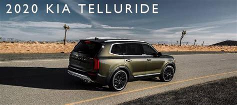 2020 Kia Telluride Mpg by All New 2020 Kia Telluride Suv Greater Tulsa Kia Dealership