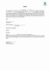 fancy proxy forms template collection example resume With proxy vote form template