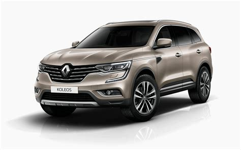 Renault Koleos Ii 2018 Couleurs Colors