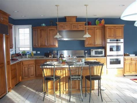 small kitchen paint colors with oak cabinets idea home kitchen paint colors with wood cabinets kitchen paint