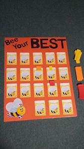 Classroom Conduct Chart Preschool Or Kindergarten Classroom Behavior Chart