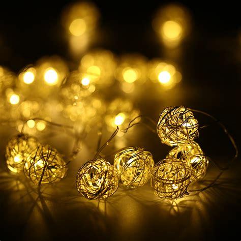 Indooroutdoor Decorative Lighting String Fairy Light