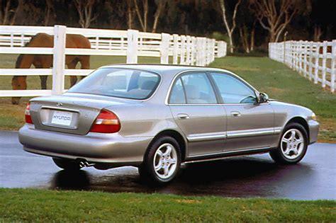 1995-98 Hyundai Sonata | Consumer Guide Auto