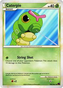 Caterpie Fake by YakobTheRed on DeviantArt