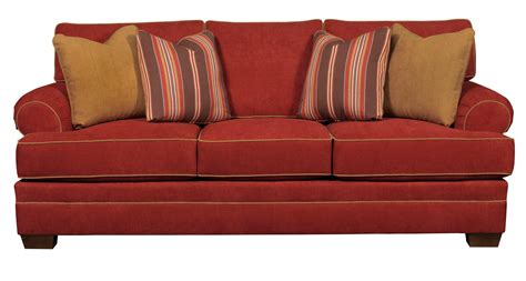 Broyhill Landon Sofa by Broyhill Furniture Landon Transitional Stationary Sofa