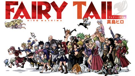 fairy tail guilds pswallpaperscom