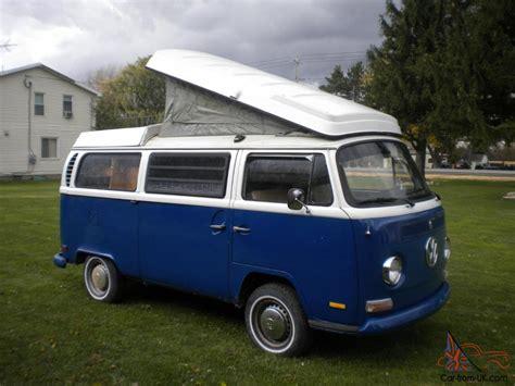 1971 Volkswagen Westfalia Van Bus