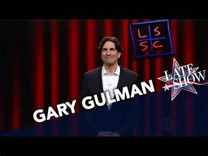 Sunday, January 15, 2017, 10:00 am: Gary Gulman – openly adhd