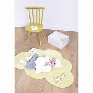 Tapis Jaune Maison Du Monde : tapis rond maison du monde tapis rond chambre enfant with ~ Zukunftsfamilie.com Idées de Décoration