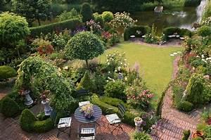 Kleine Gärten Große Wirkung : gartenstile von stadtgarten bis englischer garten ~ Markanthonyermac.com Haus und Dekorationen