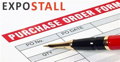 purchase order purchase order purchase order