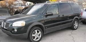 2006 Pontiac Montana Sv6 Extended Van   Green W  Pewter
