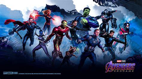 Avengers Endgame Promo Image Leaked Ronin War
