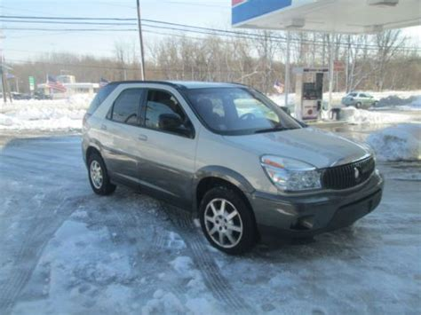 Sell Used 2004 Buick Rendezvous Cxl--awd..super Clean