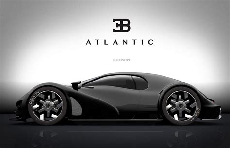 beautiful bugatti yanko design