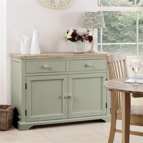 FLORENCE Sideboard, kitchen cupboard with 2 drawers and 2