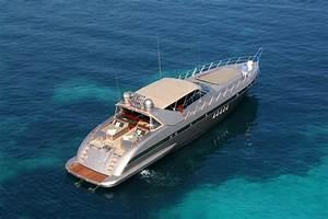 OF VILLA ROMANA Yacht Charter Details Mangusta 80