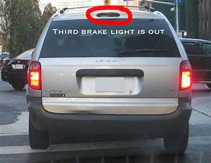 Brake Or Tail Light Is Not Working  Repair Options And Cost