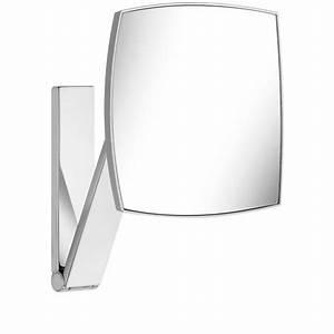 comment choisir son miroir de salle de bains guide complet With carrelage adhesif salle de bain avec carré lumineux led