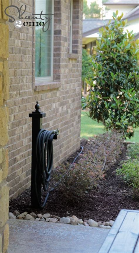 25 best ideas about water hose holder on hose