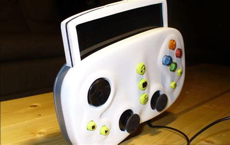 Xbox 1080 Concept Takes The Xbox 360 To New Portable