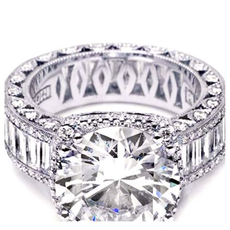 limited edition leap year tacori ring 10 year anniversary upgrade my favs engagement