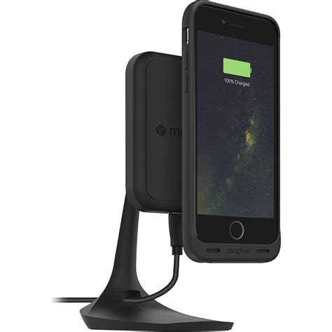 mophie charge force desk mount mophie charge force desk mount 3454 b h photo video