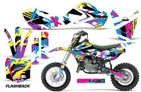graphics for motocross bikes 2002 2016 kx65 2002 2009 klx110 graphics kit kawasaki