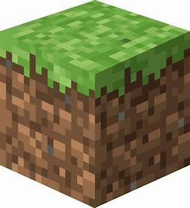 Block Minecraft transparent PNG - StickPNG