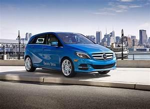 Mercedes Classe B Electrique : mercedes classe b lectrique 27 km d autonomie en plus en option ~ Medecine-chirurgie-esthetiques.com Avis de Voitures