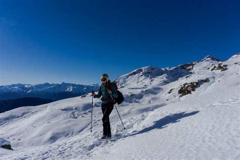 Winter Hikes In The Italian Alps Trekking Alps