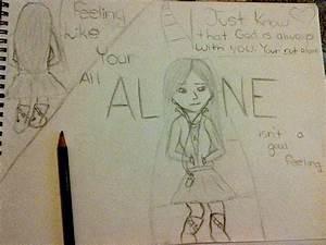 Feeling Alone? by kingdomheartsrox100 on DeviantArt