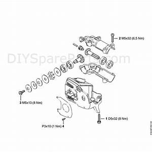 Stihl Ht 133 Pole Pruner  Ht 133  Parts Diagram  Q