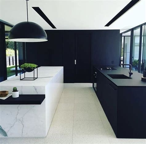 Black And White Kitchen Designs From Mobalpa by Instagram And Raachelkate Batchelor Pad