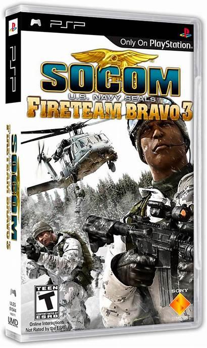 Socom Bravo Fireteam Seals Navy Launchbox