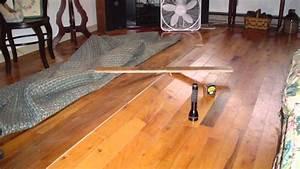 Buckling hardwood floors above vented crawl spaces ask for How to fix buckling hardwood floors