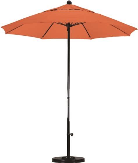 7 5 fiberglass sunbrella aa patio umbrella