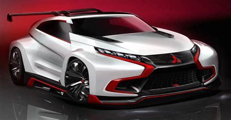 mitsubishis electrified performance car future