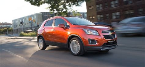 Chevrolet Trax Modification by New Chevrolet Trax Crossover Asik Dari Chevy Nih