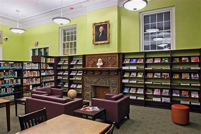 Library Saugerties Demco Interior Spaces Ny Teen